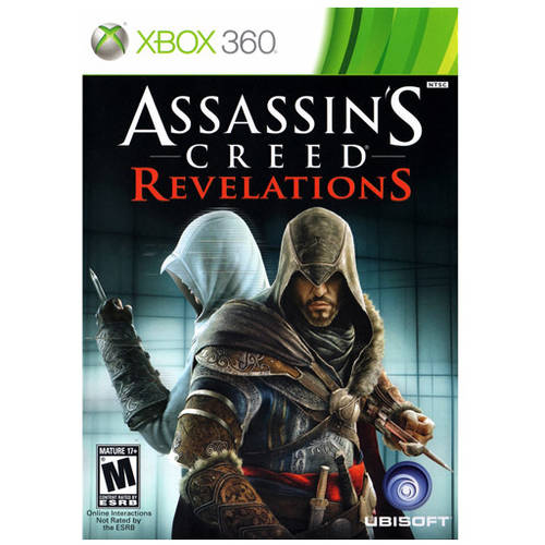 Assassin'S Creed: Revelations (Xbox 360) - Pre-Owned