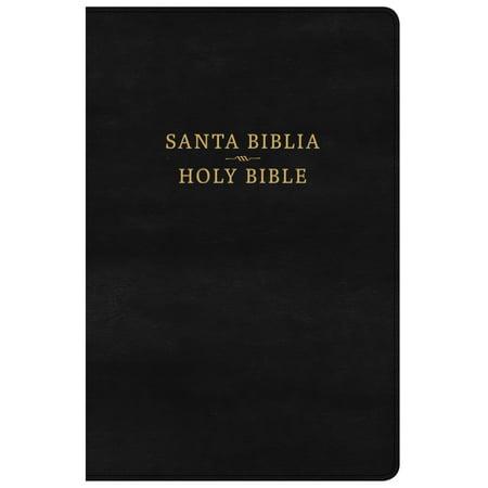 - RVR 1960/CSB Biblia Bilingüe, negro imitación piel con índice : CSB/RVR 1960 Bilingual Bible, black imitation leather w/ index
