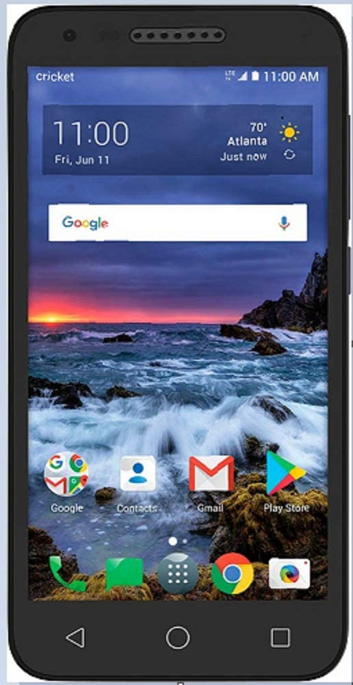 Cricket Alcatel Verso Smartphone