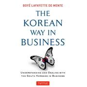 Korean Way In Business - eBook