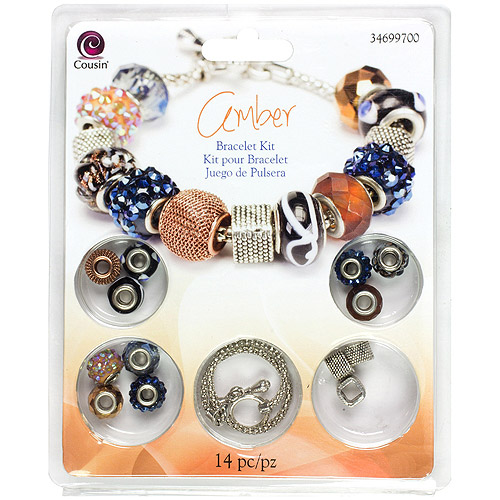 Cousin Large Hole Bracelet Kit