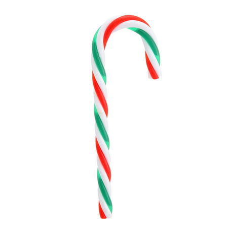 - Vickerman 12ct Striped Candy Cane Christmas Ornament Set 5.75