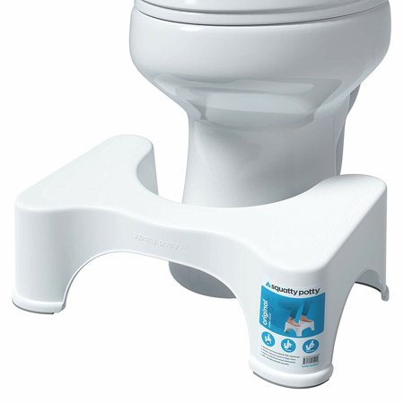 Home Toilet Stool Thick Squatty Potty Non-Slip Bathroom Toilet Footstool - image 7 of 7