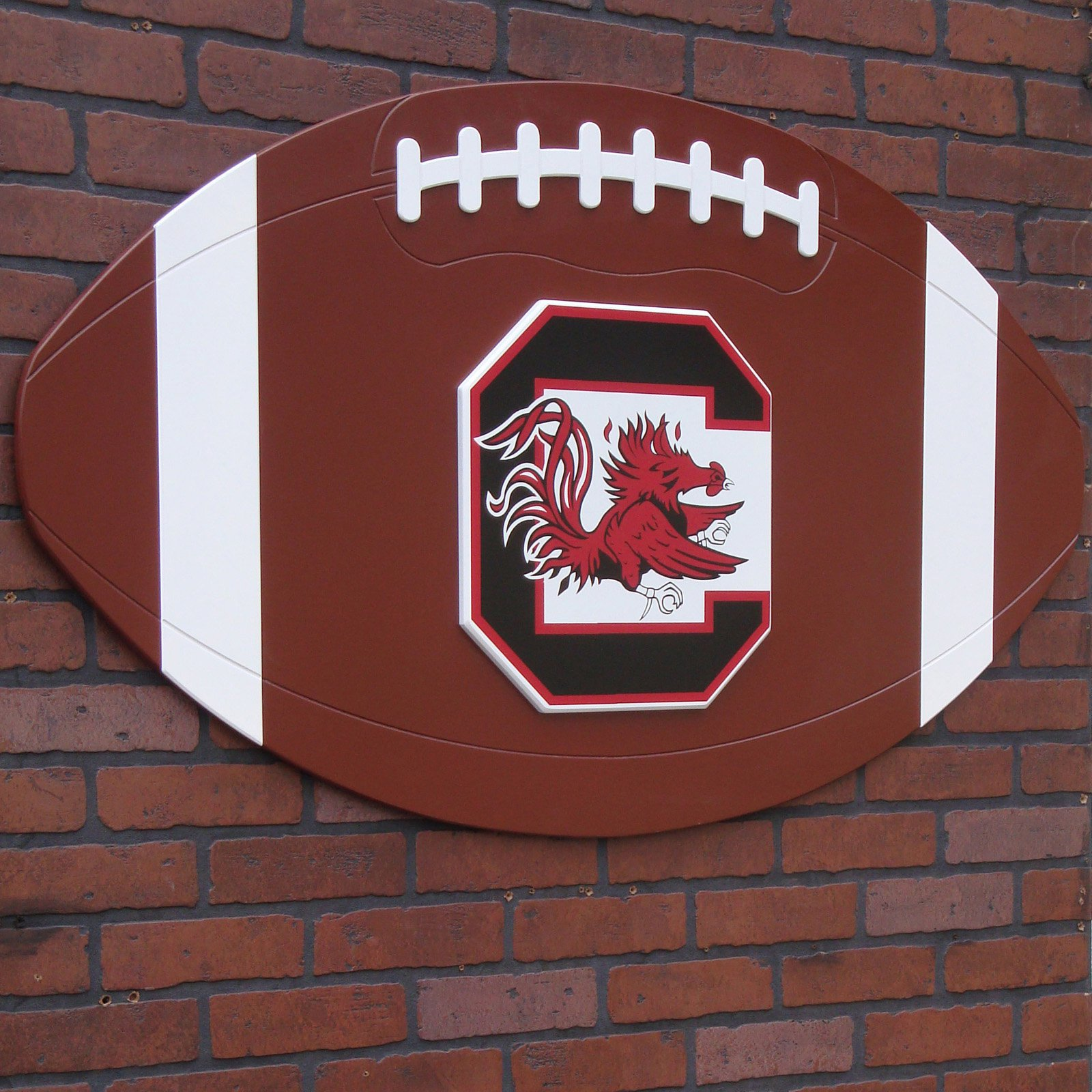 Fan Creations Collegiate Football Wall Art