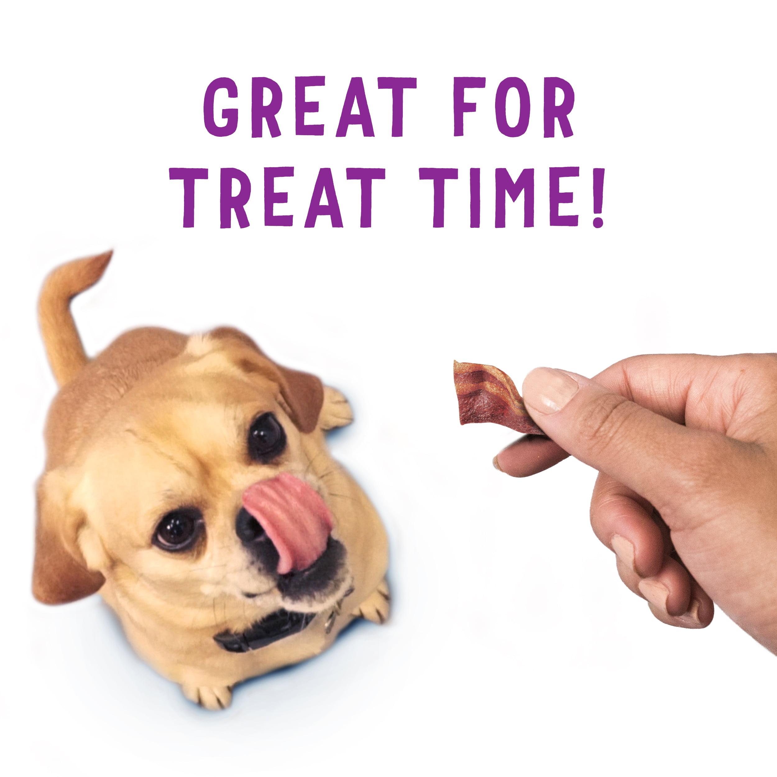 Purina Beggin\' Littles Bacon Flavor Dog Treats - 6 oz. Pouch ...