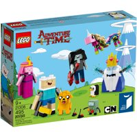 Deals on LEGO Ideas Adventure Time 21308