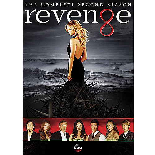 REVENGE-COMPLETE 2ND SEASON (DVD/5 DISC/WS)