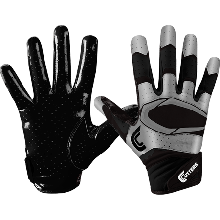 Cutters Training Football (Cutters Adult Rev Pro 2.0 Football Gloves)