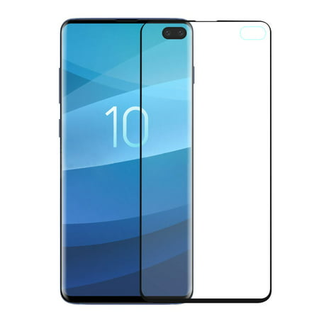 Samsung Galaxy S10 PPremium Tpu Shock Proof Screen Protector, Scratch Free Screen Protector for Galaxy S10 - Black - image 3 of 3