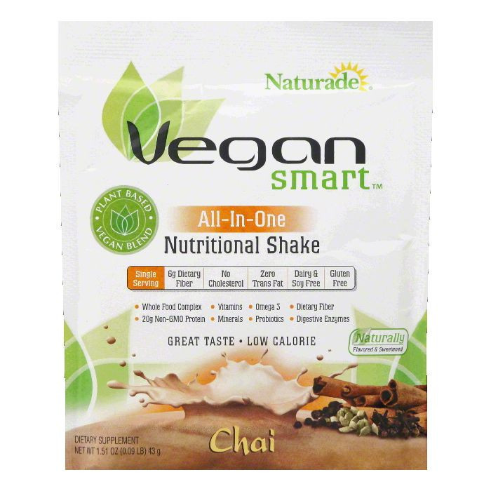 Naturade Nutritional Shake, All-In-One, Chai