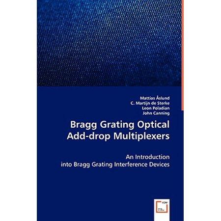 Bragg Grating Optical Add-Drop -