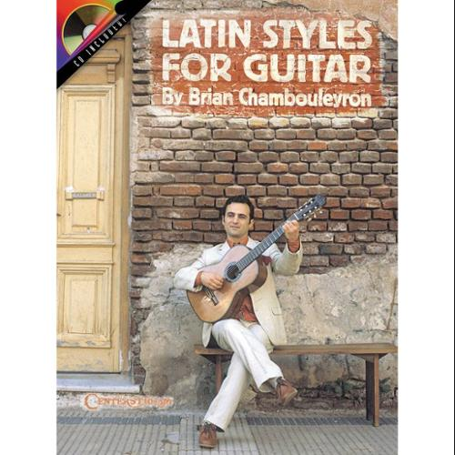 Hal Leonard Latin Styles for Guitar (Book and CD)