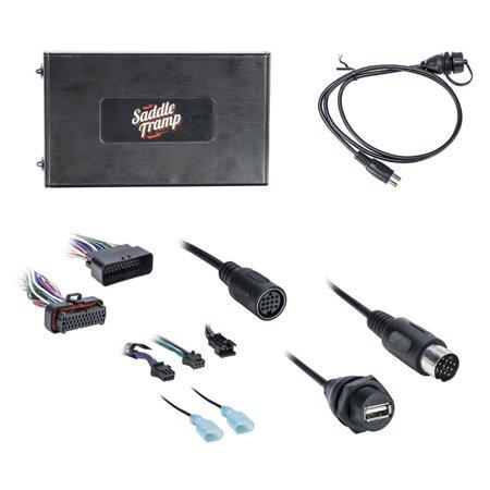 Harley Davidson Box (Metra BT-HD01 Bluetooth Audio Interface for Select 2006-13 Harley Davidson Radio)