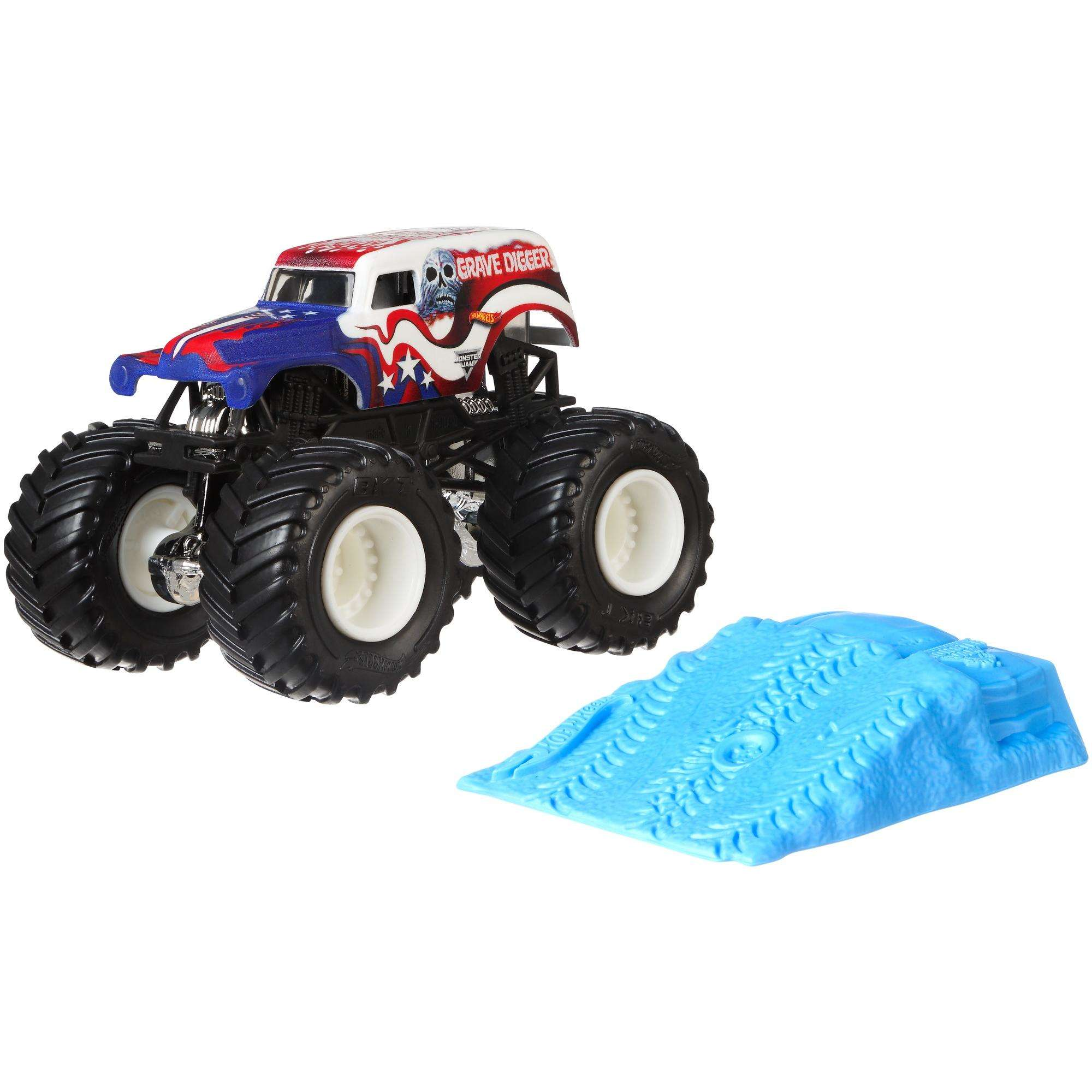 Hot Wheels Monster Jam 1:64 Scale Vehicle (Styles May Vary)