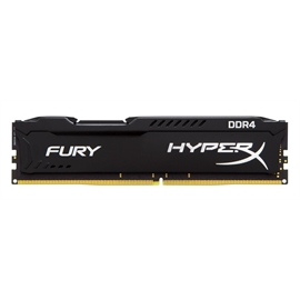 Kingston HyperX Fury Black HX421C14FB/16 DDR4-2133 16GB/2Gx64 CL14 Memory