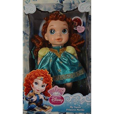 Disney Princess My Sweet Princess (Merida) (Merida Hair)