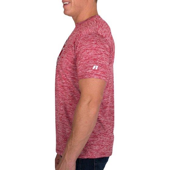 6842f7610 Russell - Russell NCAA Alabama Crimson Tide Men's Impact T-Shirt ...