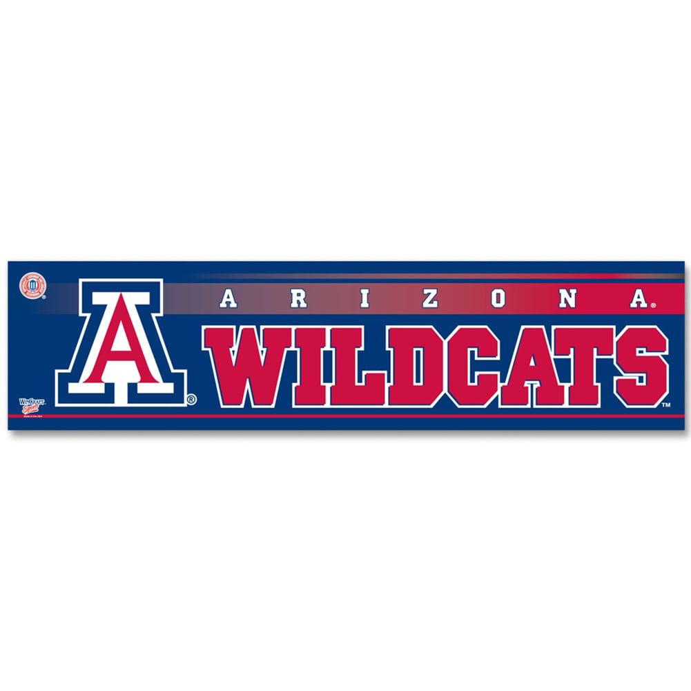 Arizona Wildcats Bumper Sticker