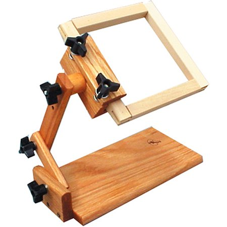 - K's Creations Z Lap Frame with Clamp, Scrolls To 20