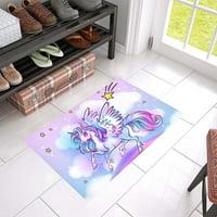 MKHERT Unicorn7 Doormat Rug Home Decor Floor Mat Bath Mat 23.6x15.7 inch