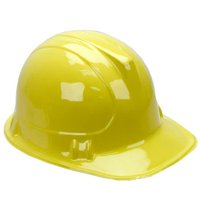Construction Party Supplies 8 Pack Party Hats