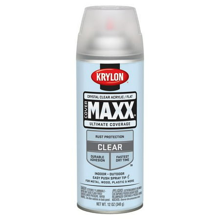 Clear Spray Paint For Metal To Prevent Rust