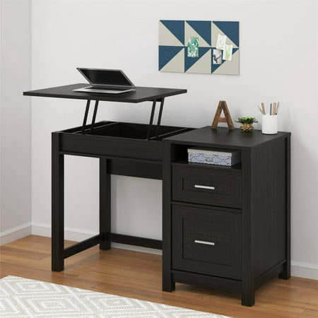 Better Homes and Gardens Lift Top Desk, Espresso
