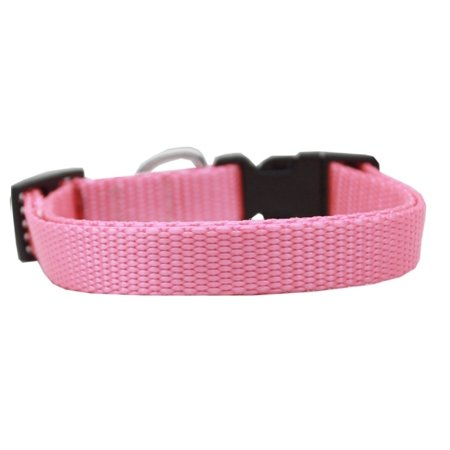 Nylon Cat Safety Adjustable Breakaway Collars 6 to 10 inch x 3/8