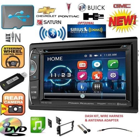 2006-2015 CHEVROLET GMC SILVERADO SIERRA SAVANA  BLUETOOTH CD OPTIONAL