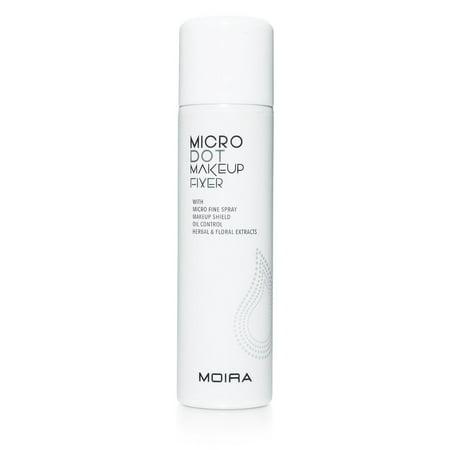 MOIRA Cosmetics MICRO DOT MAKEUP FIXER MMF001 (White Halloween Makeup Ideas)