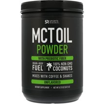 Vitamins & Supplements: Sports Research MCT Oil Powder