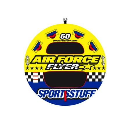 SPORTSSTUFF Air Force Tube Yellow, Blue #732365 (Air Force Towable)