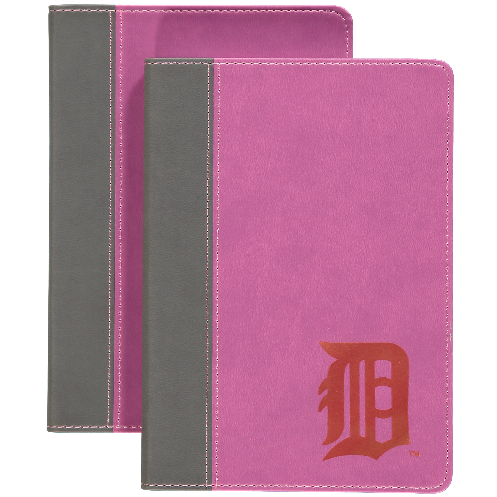 Pink Writing Journal - Detroit Tigers Detroit Tigers NDBBDETJP