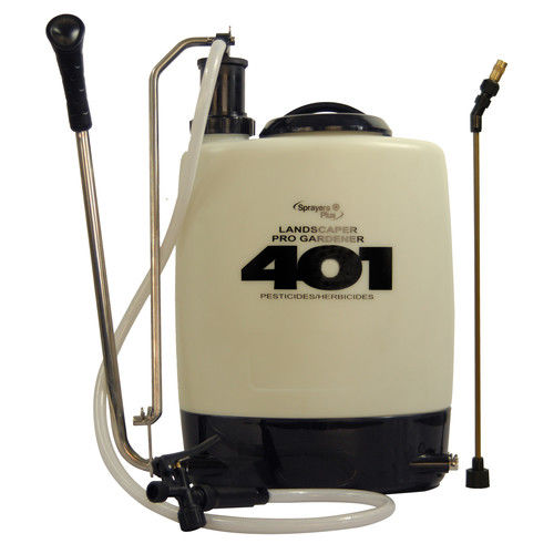 Sprayers Plus 401 4 Gallon Professional Backpack Sprayer w  Internal Piston Pump by