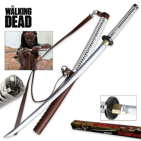 Master Cutlery The Walking Dead Movie Hand Forge Sword - Zelda Master Sword
