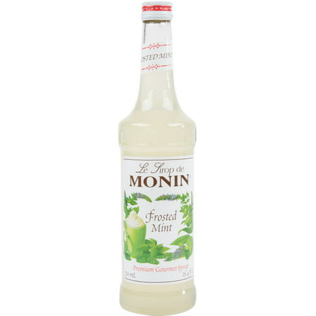 Monin Syrup - Frosted Mint - Green Mint Syrup
