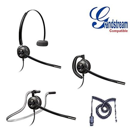 Grandstream Compatible Plantronics EncorePro 540 HW540