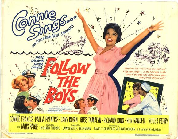 Follow the Boys POSTER Movie B (27x40) by