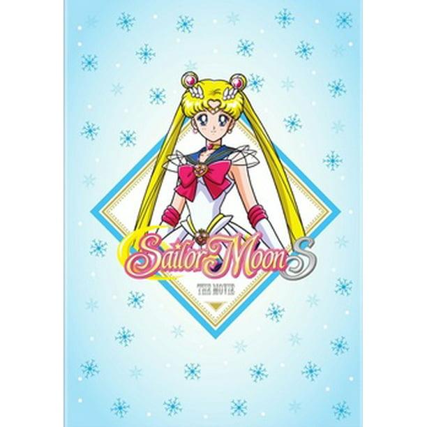 Sailor Moon S The Movie Dvd Walmart Com Walmart Com