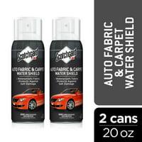 Scotchgard Auto Interior Fabric & Carpet Protector, Total 20 fl oz., 2 Cans