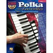 Hal Leonard Accordion Play-Along: Polka Favorites (Other)