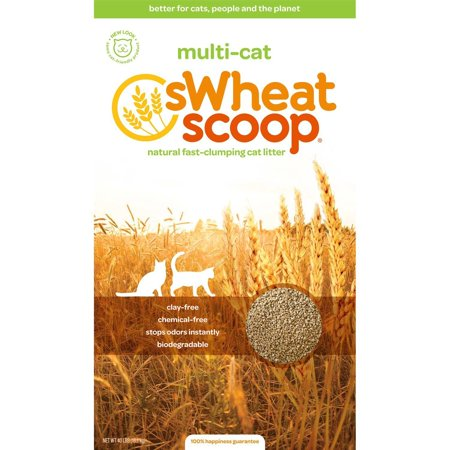 Swheat Scoop Natural Wheat Litter Reviews