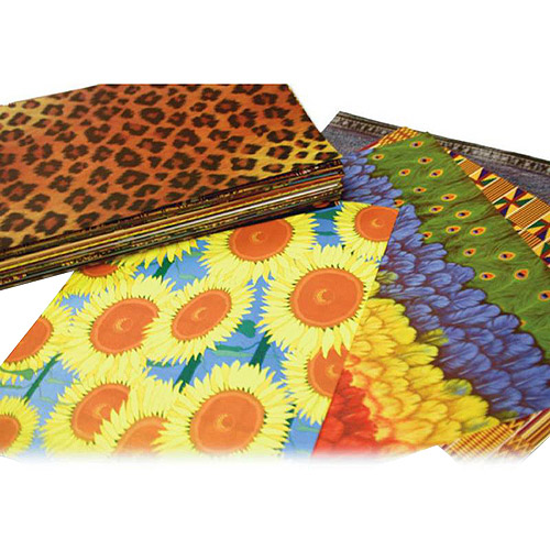 "Roylco Pattern Paper, 8.5"" x 11"", Assorted Designs, Pack of 248"