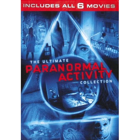 Paranormal Activity 6-Movie Collection (DVD)](Movie Halloween 6)