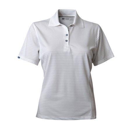 Bermuda Sands Womens Shadow Performance Polo Shirt  Style 255
