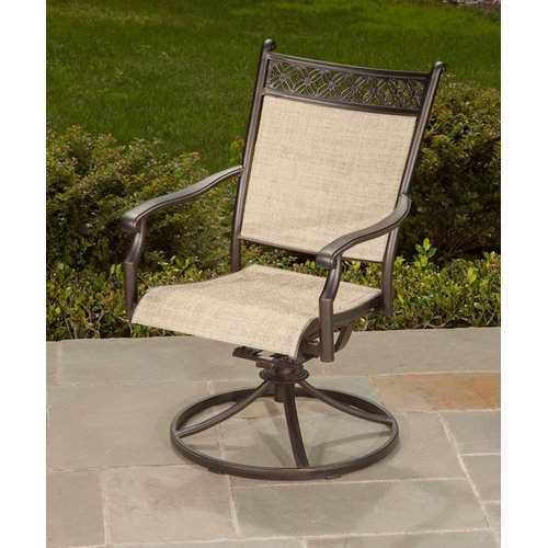 Red Barrel Studio Doucette Glider Chair (Set of 2)