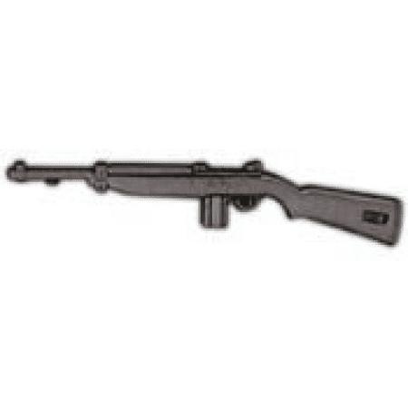 Metal Lapel Pin - Gun & Weapon Pin - Large Gun - M-1 Carbine