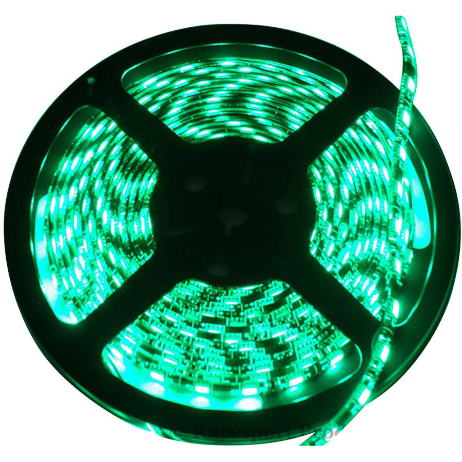 Race Sport Accessories RS-5050-5MG 5050 LED Strip, 5m, Green