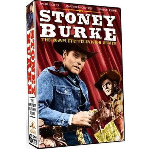 Stoney Burke: The Complete Series (Full Frame)