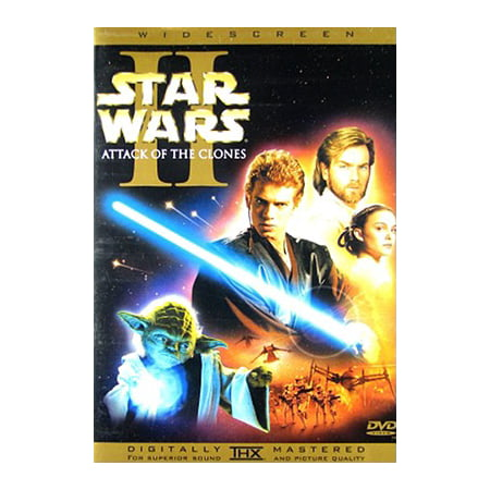 Star Wars: Episode II - Attack Of The Clones Widescreen (Best Batman Animated Episodes)